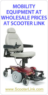 Mobility Equipment at Wholesale Prices at Scooter Link